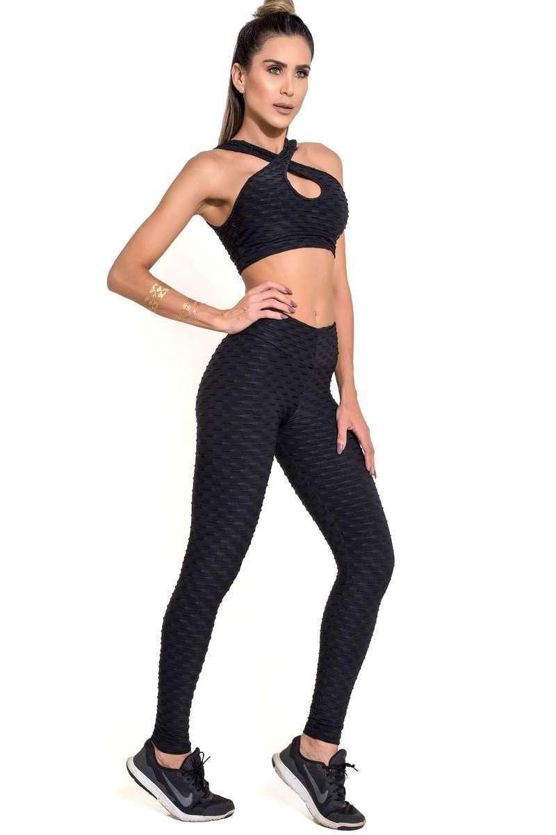 tight bunz activewear buy canoan tropical leggings CANOAN Tropical Black scrunch booty leggings flawless leggings high waist leggings heart shaped leggings