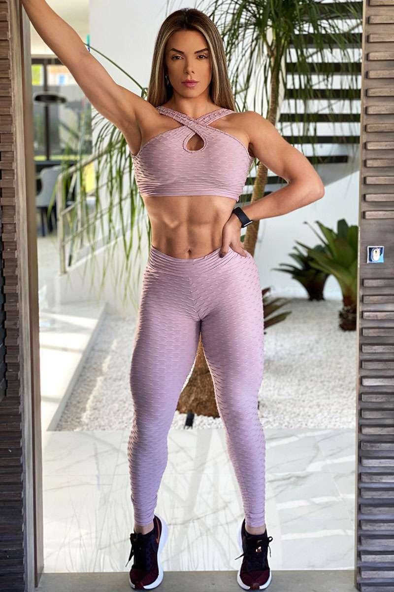 tight bunz activewear buy canoan tropical leggings CANOAN Tropical Pink flawless leggings flawless leggings high waist leggings heart shaped leggings